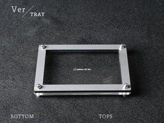 Joint Series Tray トレー (アクリル × 酸洗鉄) - GRAVIRoNの画像
