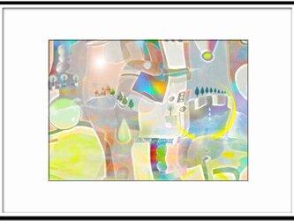 「いとをかしとキミは言う」 ほっこり癒しのイラストA4サイズポスターNo.650 半光沢紙の画像
