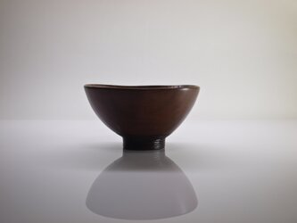 編笠形茶椀「素心」の画像