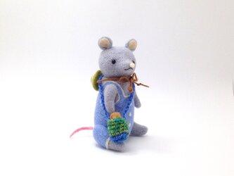 お出かけリトルマウスの画像