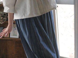 浴衣と遠州織からトップスの画像