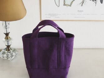 TOTE BAG (S) / grapeの画像