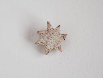 七芒星のブローチ 04の画像