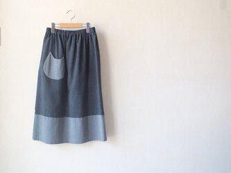 ねこポケスカートの画像