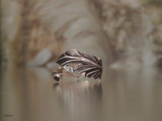 キュリアス フェザー リング   シルバー(Curious Ring)の画像