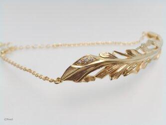 キュリアス フェザー ダイヤモンド ブレスレット   (Curious Diamond Bracelet)の画像