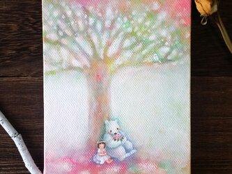 Mini Canvas Art_099【展示のみ】の画像