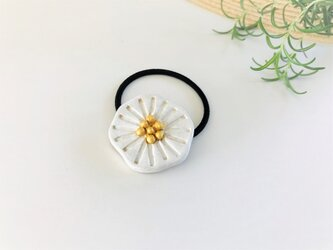 お花のヘアゴム/G-WHの画像