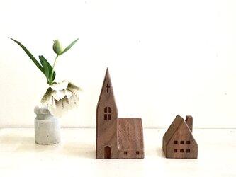 小さな木の家 ー教会53ーの画像