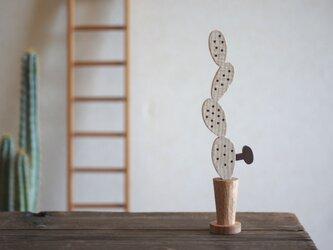 木のオブジェ No.071の画像