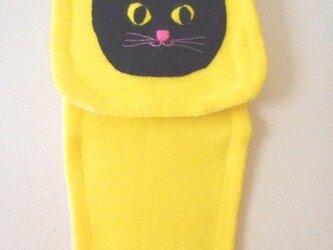 猫のトイレットペーパーホルダーNO3の画像