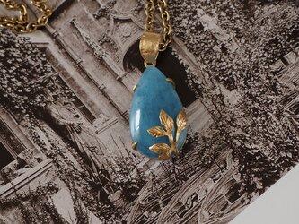 青い石 アクアマリンの画像