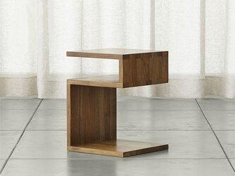 受注生産 職人手づくり コーヒーテーブル サイドテーブル ミニテーブル サイズオーダー可 家具 収納 木工 職人技 木目の画像