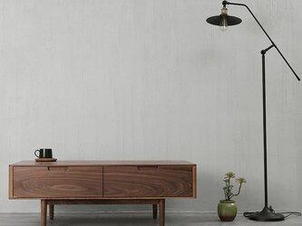受注生産 職人手づくり ローテーブル センターテーブル ソファーテーブル テレビ台 ローボード サイズオーダー可 家具の画像
