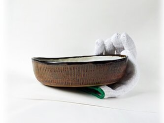 楕円ボウル(#041-002)の画像