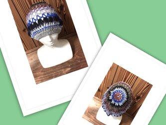 気まぐれニット帽(冬以外)34の画像