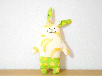 バナナうさぎの画像