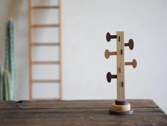 木のオブジェ No.082の画像
