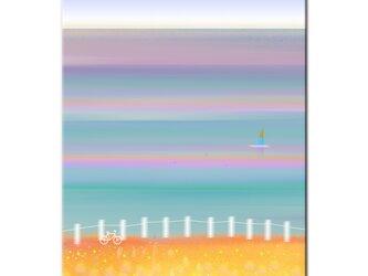 「今日はHolidayしよ^^」 ほっこり癒しのイラストポストカード2枚組No.751の画像