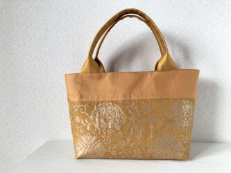 帯バッグ〜ヤマブキ〜の画像