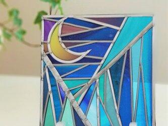 スクエアガラス『琉月』の画像