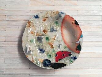 明るく、楽しく、美味しく!小皿の画像