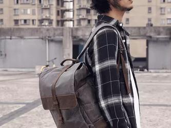 おしゃれ 流れ 新デザイン バケツバッグ 斜めがけバッグ レジャーバッグ トートバッグ  シンプル ユニック 帆布の画像