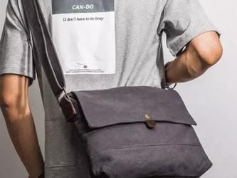 おしゃれ 流れ 新デザイン クーリエバッグ 斜めがけバッグ レジャーバッグ トートバッグ  シンプル ユニック 帆布の画像