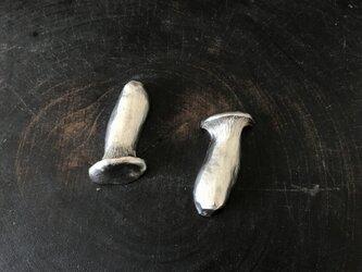 エリンギの箸置きの画像