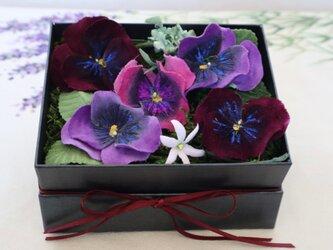 布花のSpring flower boxS-2の画像