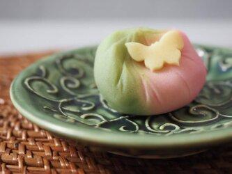 唐草の豆皿④の画像