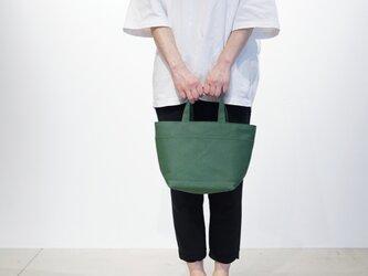 【廃盤20%OFF】SHIKAKU TOTE green (グリーン)の画像