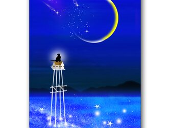 「つつがなしを願う日々」 ほっこり癒しのイラストポストカード2枚組No.753の画像