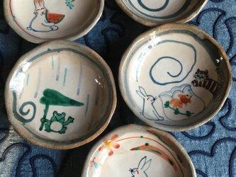 夏の手塩皿アラカルトの画像