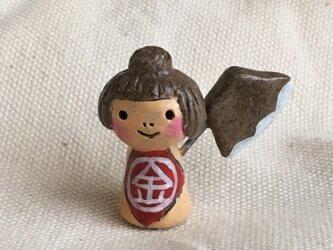 ミニ皐月人形 金太郎の画像