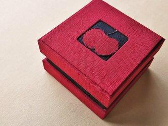 ジュエリーボックス「リンゴ」の画像