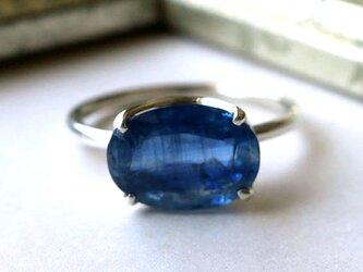 カイヤナイト(カヤナイト)SVリング-bの画像