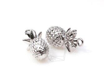 PDT-090-MR【4個入り】パイナップルペンダント,3D Mini Pineapple Pendantの画像