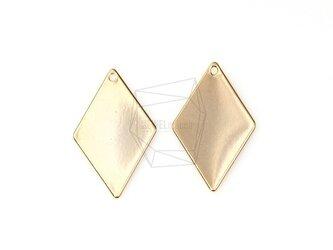 PDT-108-G【4個入り】ダイヤモンド形のペンダント,Diamond Shaped Pendantの画像