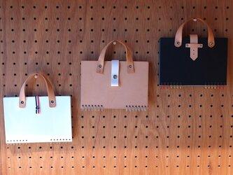Bag note(ナチュラル)の画像