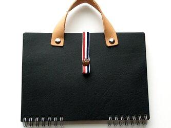 Bag note(ブラック)の画像