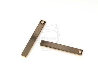 PDT-219-G【4個入り】バーペンダント,Bar Pendant,Square bar / 5mmx33mmの画像