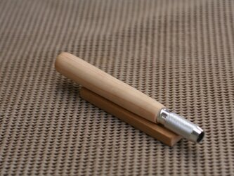 東濃桧 伊勢神宮外宮ご用材 エクスペンダー 鉛筆補助軸 サブマリンタイプの画像