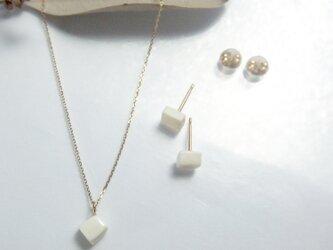 k10✼Makkoh pierce&pendant*special set* 92029の画像