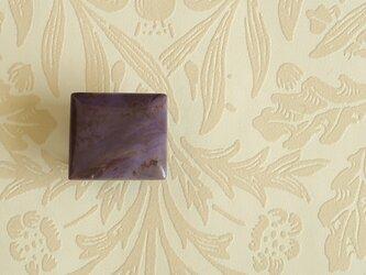 天然石の帯留 ◎ ラベンダージェード/A【送料無料】の画像