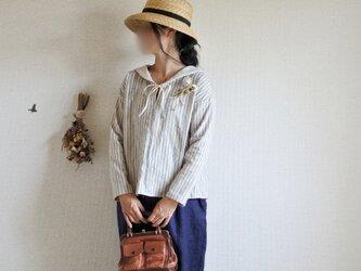 marina*blouse キナリの画像