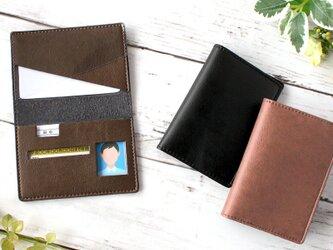 必要な情報だけが見える!技あり免許証ケース (MENK2) 日本製 国産素材【納期5~20日】の画像