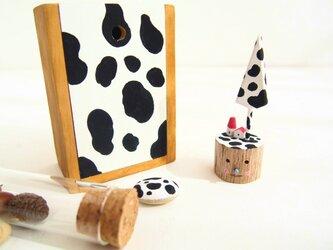 牛乳の木と切株くんの画像
