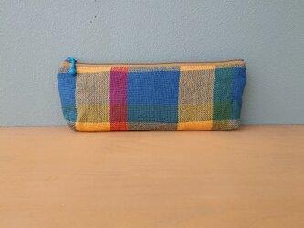【再販】ペンケース·マルチケース手織りの画像