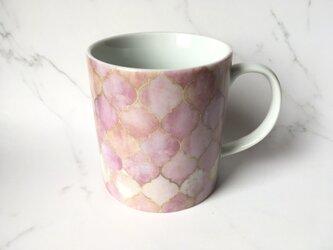 名入れ可!モロッカン マグカップの画像